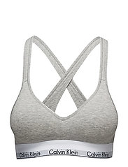 BRALETTE LIFT - GREY HEATHER