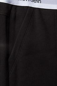 Calvin Klein - BOTTOM PANT JOGGER - doły - black - 2