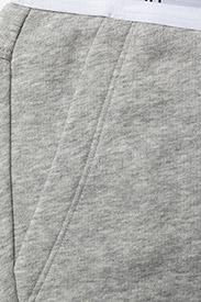 Calvin Klein - BOTTOM PANT JOGGER - doły - grey heather - 2