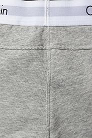 Calvin Klein - BOTTOM PANT JOGGER - doły - grey heather - 3