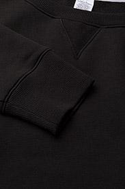 Calvin Klein - TOP SWEATSHIRT LONG SLEEVE - overdeler - black - 2