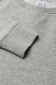 Calvin Klein - TOP SWEATSHIRT LONG SLEEVE - góry - grey heather - 1