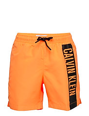 MEDIUM DRAWSTRING - ORANGE POP