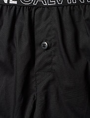 Calvin Klein - WOVEN PJ SET (SS+SHORT) - 2-delte sæt - pvhwhite/w/pvhblack - 5