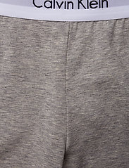 Calvin Klein - LEGGING PANT - doły - grey heather - 2