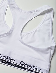 Calvin Klein - BRALETTE - bra without wire - white - 5