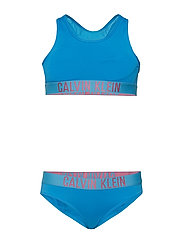 BRALETTE SET - MALIBU BLUE