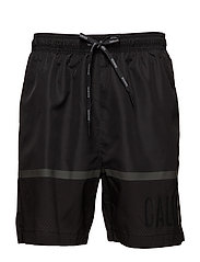 MEDIUM DRAWSTRING - BLACK