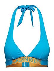 Calvin Klein PLUNGE TRIANGLE-RP, - MALDIVE BLUE