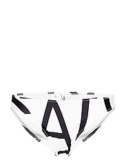 Calvin Klein CLASSIC BIKINI - KLEIN ABSTRACT WHITE