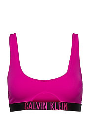 CUT OUT BRALETTE - PINK GLO