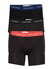 BOXER BRIEF 3PK - B - BLACK/CAYENNE/AIRFORCE WB