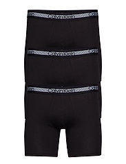 BOXER BRIEF 3PK - BLACK