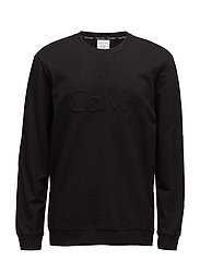 L/S SWEATSHIRT - BLACK