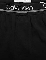 Calvin Klein - SLEEP SHORT - bottoms - black - 3