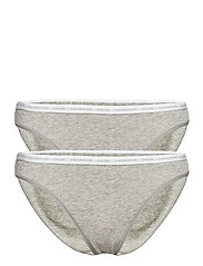 BIKINI 2PK - GREY HEATHER/GREY HEATHER