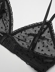 Calvin Klein - UNLINED TRIANGLE - bra without wire - black - 3