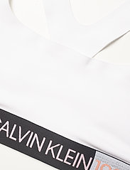 Calvin Klein - UNLINED BRALETTE - bra without wire - white - 2