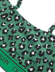 Calvin Klein - UNLINED BRALETTE - miękkie biustonosze - stephen leopard_tourney - 2