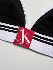 Calvin Klein - UNLINED TRIANGLE - soutien-gorge souple - black - 2