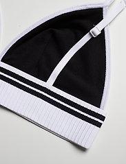 Calvin Klein - UNLINED TRIANGLE - soutien-gorge souple - black - 3