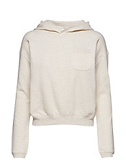L/S HOODIE, SZH, XS - SPARROW HEATHER