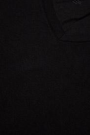 Calvin Klein - S/S V NECK - tops - black - 2