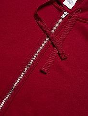 Calvin Klein - FULL ZIP HOODIE - hoodies - ember blaze - 2
