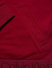 Calvin Klein - FULL ZIP HOODIE - hoodies - ember blaze - 3