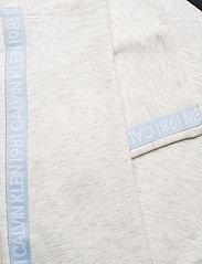 Calvin Klein - LEGGING - doły - snow heather - 5