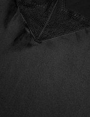 Calvin Klein - CHEMISE - bodies & slips - black - 2