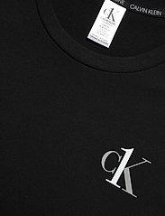Calvin Klein - S/S NIGHTSHIRT - koszulki do spania - black - 2