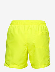 Calvin Klein - MEDIUM DRAWSTRING - zwembroeken - safety yellow - 1