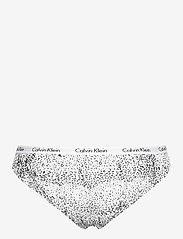 Calvin Klein - BIKINI - majtki - evocative animal_white - 1