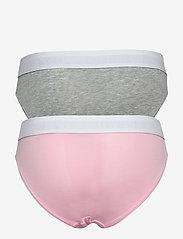 Calvin Klein - 2PK BIKINI - bottoms - 1unique/1greyheather - 4