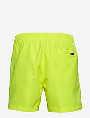 Calvin Klein - MEDIUM DRAWSTRING - badehosen - safety yellow - 1