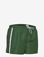 Calvin Klein - SHORT DRAWSTRING - badehosen - dark green - 2