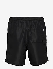 Calvin Klein - MEDIUM DRAWSTRING - badehosen - pvh black - 1
