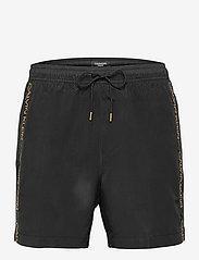 Calvin Klein - MEDIUM DRAWSTRING - shorts de bain - pvh black - 0