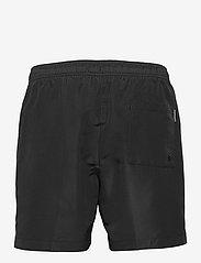 Calvin Klein - MEDIUM DRAWSTRING - shorts de bain - pvh black - 1