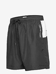 Calvin Klein - MEDIUM DRAWSTRING - shorts de bain - pvh black - 2