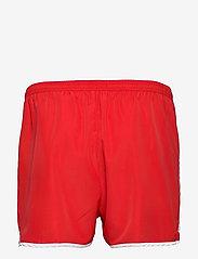 Calvin Klein - SHORT RUNNER - shorts de bain - fierce red - 1