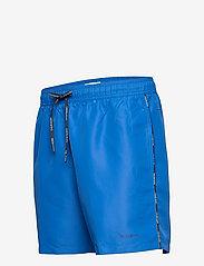 Calvin Klein - MEDIUM DRAWSTRING - shorts - bobby blue - 2