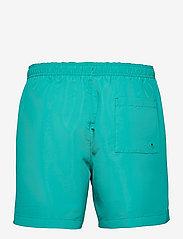 Calvin Klein - MEDIUM DRAWSTRING - shorts de bain - seans teal - 1