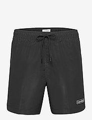 Calvin Klein - MEDIUM DRAWSTRING - shorts - pvh black - 0