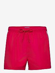 Calvin Klein - SHORT DRAWSTRING - shorts de bain - panama rose - 0
