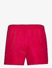 Calvin Klein - SHORT DRAWSTRING - shorts de bain - panama rose - 1