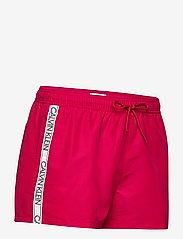 Calvin Klein - SHORT DRAWSTRING - shorts de bain - panama rose - 3