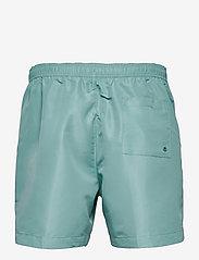 Calvin Klein - MEDIUM DRAWSTRING - shorts de bain - sea moss - 1