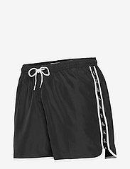 Calvin Klein - SHORT RUNNER - shorts de bain - pvh black - 2